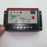 10A 12V 24V Solarzellen-Panel-Batterie-Ladung-Controller-Regler-niedriger Preis