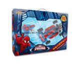 Radiovorbildliches laufendes Fernsteuerungsberufsauto des Kind-Spiderman-RC