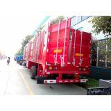 Acoplado del transporte de Hual del carbón de 3 árboles