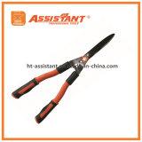 Телескопичный алюминий регулирует ножницы изгороди с затвердетыми стальными прямыми лезвиями
