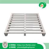 Caliente-Venta de la paleta del metal de la capa del polvo para las mercancías del almacenaje con Ce