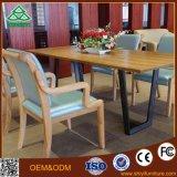 حديث مطعم [دين رووم] أثاث لازم خشبيّة يتعشّى كرسي تثبيت