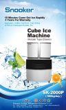최신 인기 상품 1000 Kg/Day 상업적인 사용 얼음 만드는 기계 제빙기