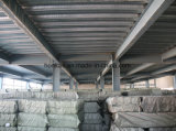 Magazzino prefabbricato di costruzione della struttura d'acciaio
