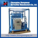 Máquina incluida llena de la purificación de petróleo del transformador, unidad elegante de la purificación de petróleo del transformador