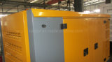 Wetterfestes Genset wasserdichtes schalldichtes Kabinendach-elektrischer Dieselgenerator für Taifun-Jahreszeit außerhalb des Malls
