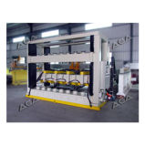 Machine de découpage automatique de balustrade avec quatre têtes de coupeur (DYF600)