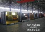 Kontinuierlich leitendes Glas bearbeitet der ITO Glas-Spritzenproduktionszweig-ITO ITO Film-Maschine maschinell