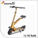 نموذج خاصّة يطوي درّاجة كهربائيّة ذكيّة مع أطفال مقادة