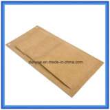 Nuevo bolso de papel material práctico del almacenaje de Du Pont, bolso modificado para requisitos particulares respetuoso del medio ambiente de la caída del papel de Tyvek con tres bolsillos de la capa