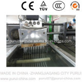 Nichtgewebtes Gewebe-Plastikaufbereitenmaschine mit der Kapazität 200kg