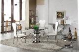 贅沢なデザイン販売のための円形のダイニングテーブルの家具