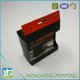 Rectángulo de papel reciclado cinta resistente del resbalón