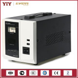 precio casero universal del estabilizador del generador de potencia del voltaje 5kVA de la especificación video eléctrica del estabilizador