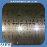 201/304/316/430 листов 8k нержавеющей стали зеркала Polished для украшения лифта
