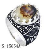 De recentste Model Echte Zilveren Levering voor doorverkoop van de Fabriek van de Ring van Juwelen 925