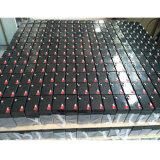 batería sin necesidad de mantenimiento de plomo sellada VRLA de la UPS de 6V 5ah