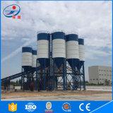 Jinsheng Hzs60 con la pianta d'ammucchiamento concreta automatizzata preparata