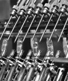 Máquina da Encher-Selagem-Stoppling da ampola e do tubo de ensaio para farmacêutico (KAGF-8)