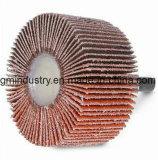 Rotella della falda dell'ossido di alluminio di alta qualità con l'asta cilindrica (GM-GT216)