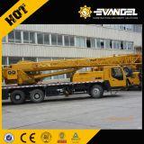 25 톤 중국 XCMG 유압 이동할 수 있는 트럭 기중기 Qy25k-II