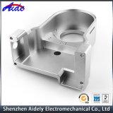 Часть металла CNC изготовленный на заказ алюминия высокой точности подвергая механической обработке