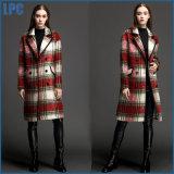 Clásico de la marca Lattice lana de espesor de desgaste exterior