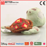 Juguete suave animal relleno lindo de la felpa de la tortuga del agua