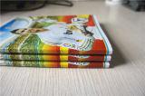 School Papéis de carta Hard Cover Exercise Book Custom Notebook