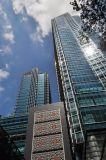 Proyectos compuestos de aluminio del panel en Malasia
