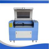scherpe Oostelijke Machine van de Laser van de Gravure van Co2 van het Leer van 2mm de Mini