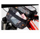 Складывающ задействуя мешок седловины Bike перемещения мешка напольный, сделайте мешок водостотьким велосипеда