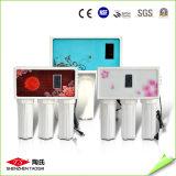 Purificador del agua del RO del hogar con 5 filtros de las etapas