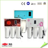 Purificador de água RO doméstica com filtros de 5 etapas