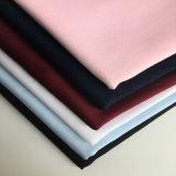 Tela 100% tecida do cetim do algodão do vestuário de matéria têxtil para a camisa