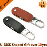 열쇠 고리 선물 가죽 USB Pendrive (YT-5120)