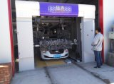 Risense Tunnel-Auto-Waschmaschine mit Polierpinseln