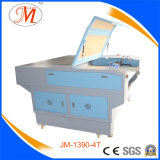 4 ligações da máquina de gravura das cabeças eficiência do trabalho de 4 vezes (JM-1390-4T)