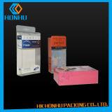 Напечатанный таможней прозрачный любимчик PVC PP любимчика одевает коробки пакета