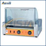 Eh450 500L 5 갑판 체더링 부엌 장비의 전기 유리제 Commerical 중국 롤빵 기선