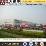 중국 최고 질 4000kg/H 생물 자원 면화씨 선체는 증기 보일러를 시동했다