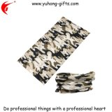 Camouflage Sublimation Tube Printing Seamless Foulards pour la pêche en mer (YH-HS010)
