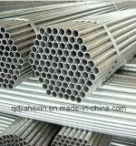I materiali da costruzione, TUFFO caldo di alta qualità hanno saldato il tubo d'acciaio/tubo galvanizzati
