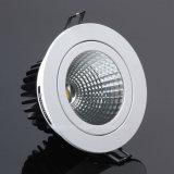 Neues Produkt PFEILER Downlight Qualität 25W PFEILER LED Downlight