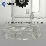 Tubo di fumo della cristalleria con il tubo di acqua della caffettiera a filtro della cupola (AY012)