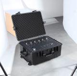 6 fasce Uomo-Imballano l'emittente di disturbo portatile del segnale della bomba, emittente di disturbo di Ied