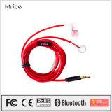 Mic를 가진 도매 고품질 에서 귀 입체 음향 이어폰