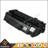 Tonalizador preto compatível do laser de Q7553A para a impressora 2010/P2015/P2014/M2727NF Mfp do cavalo-força LaserJet