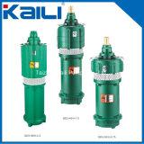 Bomba de agua sumergible gradual eléctrica QD3-60/4-1.5 2HP para el agua potable