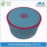 El rectángulo de empaquetado del sombrero del regalo del embalaje de la decoración anunció